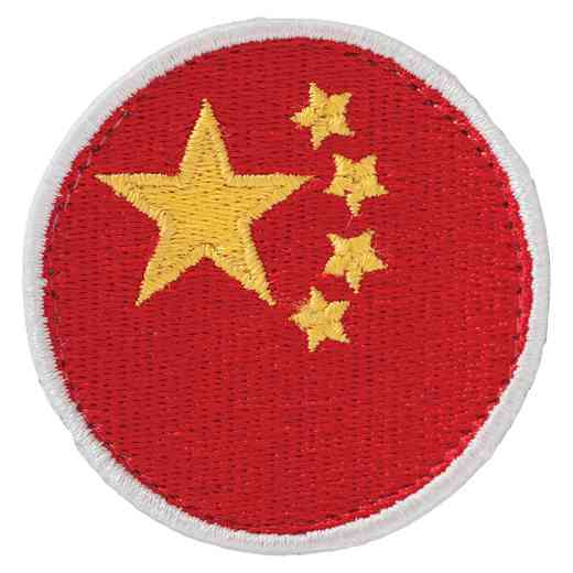 VP014: China Circle Flag